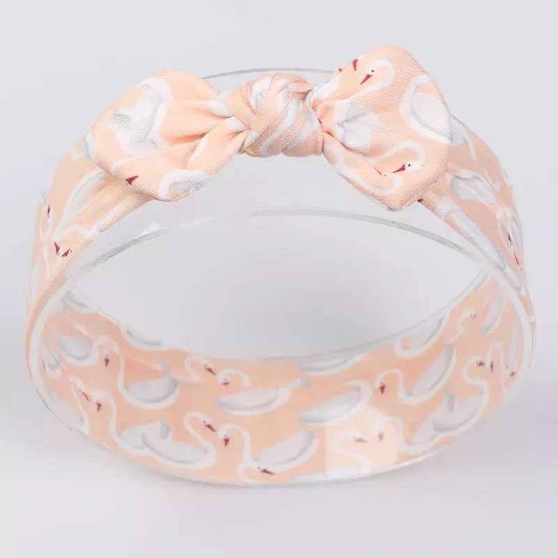 3 шт. повязка на голову для новорожденных эластичная резинка для волос аксессуары хлопок Бант Девочка повязка для волос Детские украшения для волос