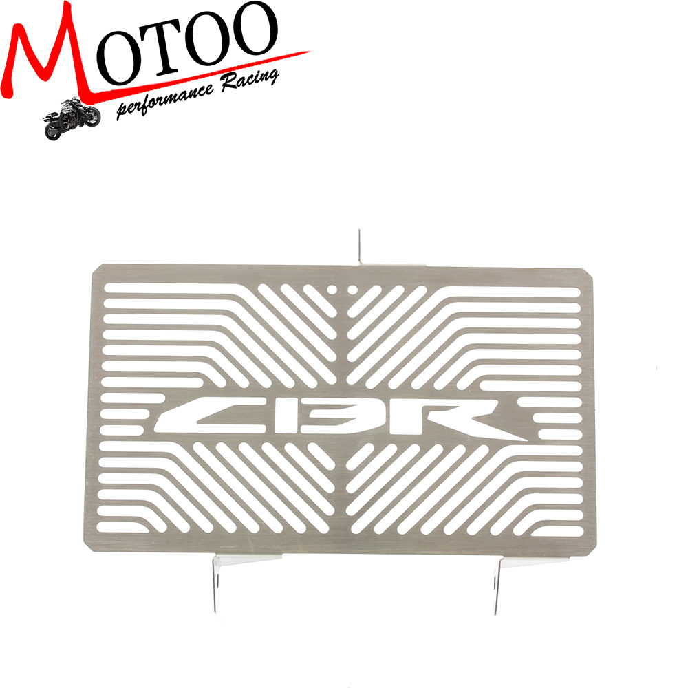 Motoo - Radiator Grille Grill Cover Protector Guard For HONDA CBR250 CBR300 2010-2013 motorcycle radiator grille protective cover grill guard protector for 2013 2014 2015 2016 honda cbr600rr cbr 600 rr
