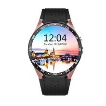 1,39 Zoll 3G Runde Android Smart Uhr WIFI Smartwatch GPS Tracker Pulsmesser Kamera SIM-Handy Uhr PK D5 D6 X3 X5
