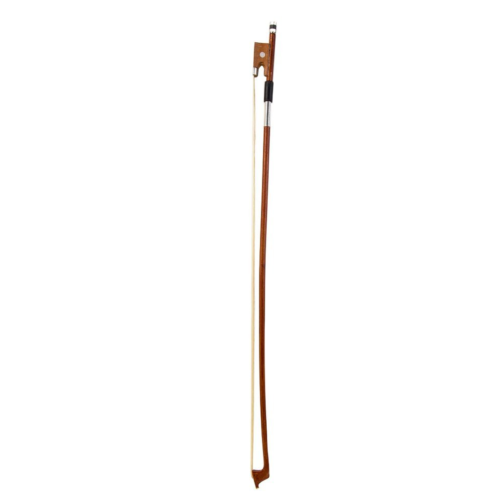 Good Deal 3/4 Arbor Violin Bow Fiddle Bow Horsehair Exquisite For Violin Of 3/4 Size