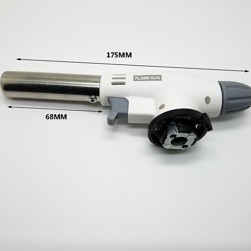 горелка газовая пьезоэлектрическая пистолет цена