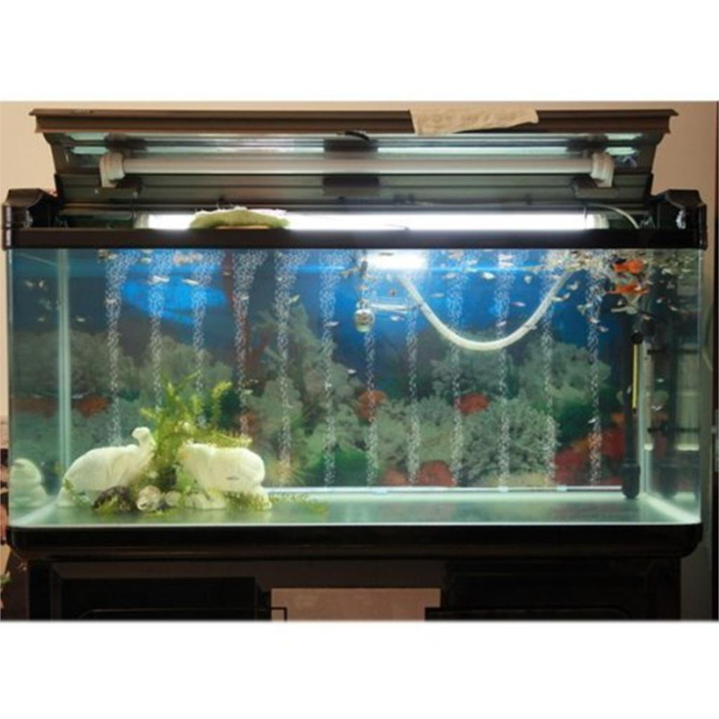 Fish aquarium price in pakistan - 2016 New Direct Selling Plastic Aquarium Fish Tank Air Vent Bubble Bar Multi Functional Release
