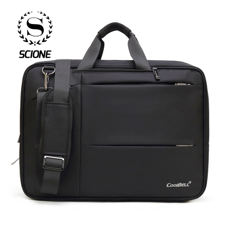 17 Inch Multi fucntion Business Laptop Backpack Brief case For Men Women Office Travel Waterproof Computer
