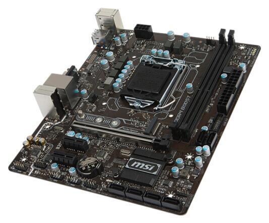 MSI B250M PRO-V computer game board B250 small board LGA1151