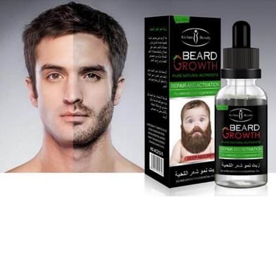 Par dhl ou ems 100 pièces hommes croissance de la barbe rehausseur Nutrition du visage Moustache pousser barbe façonnage outil produits de soin de la barbe-in Défrisants from Beauté & Santé on AliExpress - 11.11_Double 11_Singles' Day 1