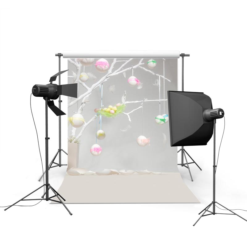 Vinyl Cloth Customize Happy Easter Day Theme Children Photo Background 5x7ft Photography Backdrops for Party Photo Studio GE-096 vinyl cloth easter day children party photo background 5x7ft photography backdrops for party home decoation photo studio ge 064