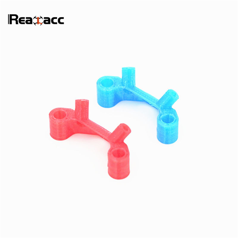Realacc 15.5*39*16.5mm TPU SMA Mount / RX Antenna Fixing Seat Mount For 31mm Spaced Frames RC Models Multicopter DIY Part Accs