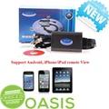 Nuevo 4 canal USB2.0 DVR Video Audio Card adaptador de la captura de seguridad CCTV cámara