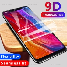 Full Cover Soft Hydrogel Film For Xiaomi Mi 8 9 SE 6 Mi9 Mi8