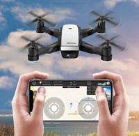 Складной Дрон gps Wi Fi HD Камера FPV высота режим удержания Folden Дрон пульт дистанционного управления quadcopter детей самолета quad Селфи