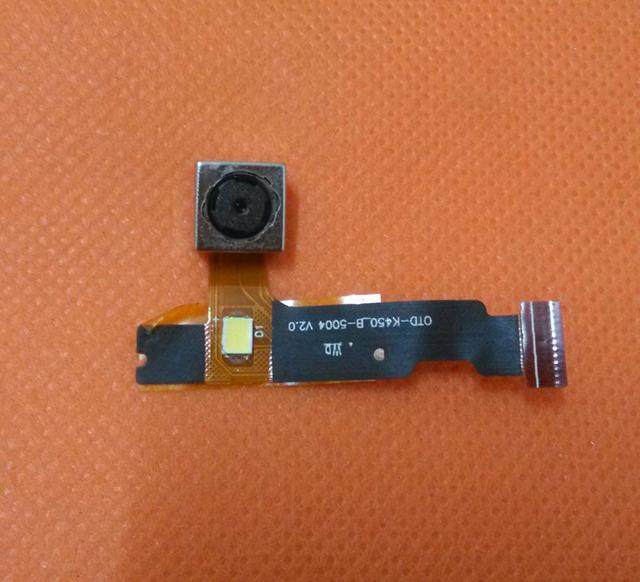 Original Foto Traseiro Voltar Módulo Da Câmera 5.0MP Para Leagoo Chumbo 3 S 4.5 polegadas Frete grátis