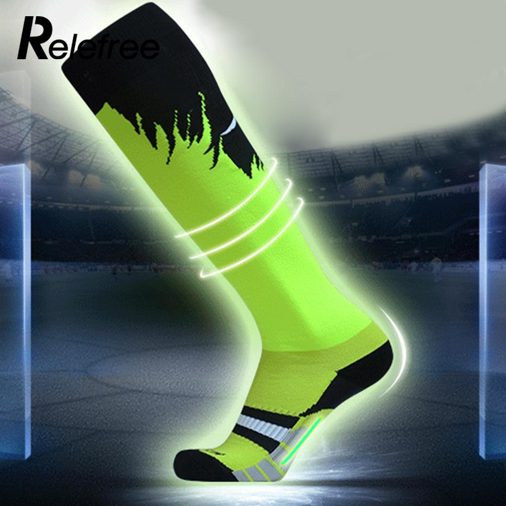 Cotton Skiing Socks Football Protector Men Cloth Accessory Fantastic Boy