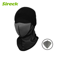 Sireck Winter Cycling Cap Fleece Thermal Keep Warm Windproof Face Mask Balaclava Cycling Hat Skiing Fashing