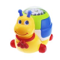 3D Baby Musical Snail Projector Music Player Lighting Colorful Sleeping Educational Bedside Toy Best Gift For