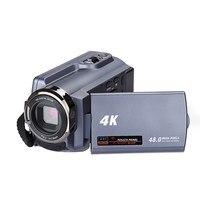 Hdv 534k HD CMOS Сенсор Цифровые фотоаппараты 16x видео Регистраторы Сенсорный экран Уход за кожей лица обнаружения Поддержка ИК Ночное видение Фун