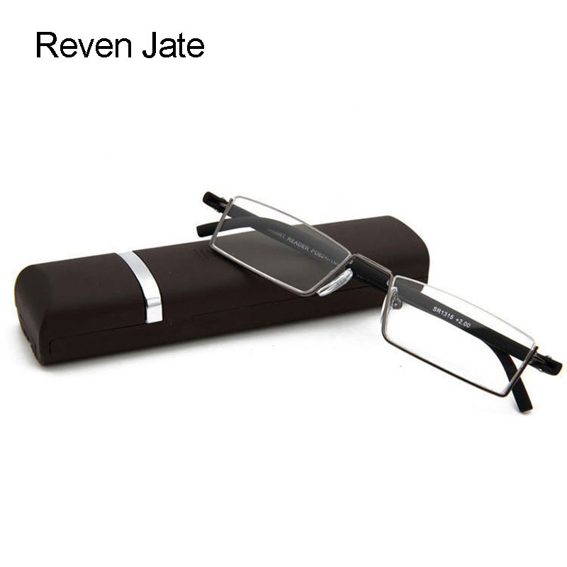 Reven Jate Glasses Reading Eyeglasses for Men and Women Eyewear Reading Frame for Men and Women Optical Spectacles