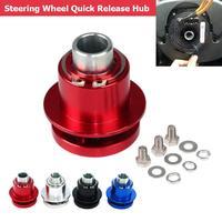 Auto Car Repair Tools 360 Degree Steering Wheel Quick Release Base 3 Holes Steering Wheel Quick Release Hub