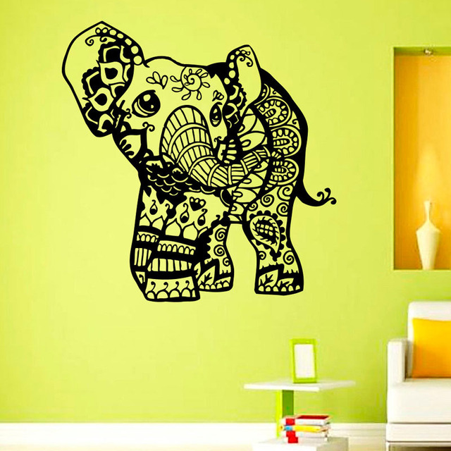 Nice Wall Sticker For Living Room India Composition - All About ...