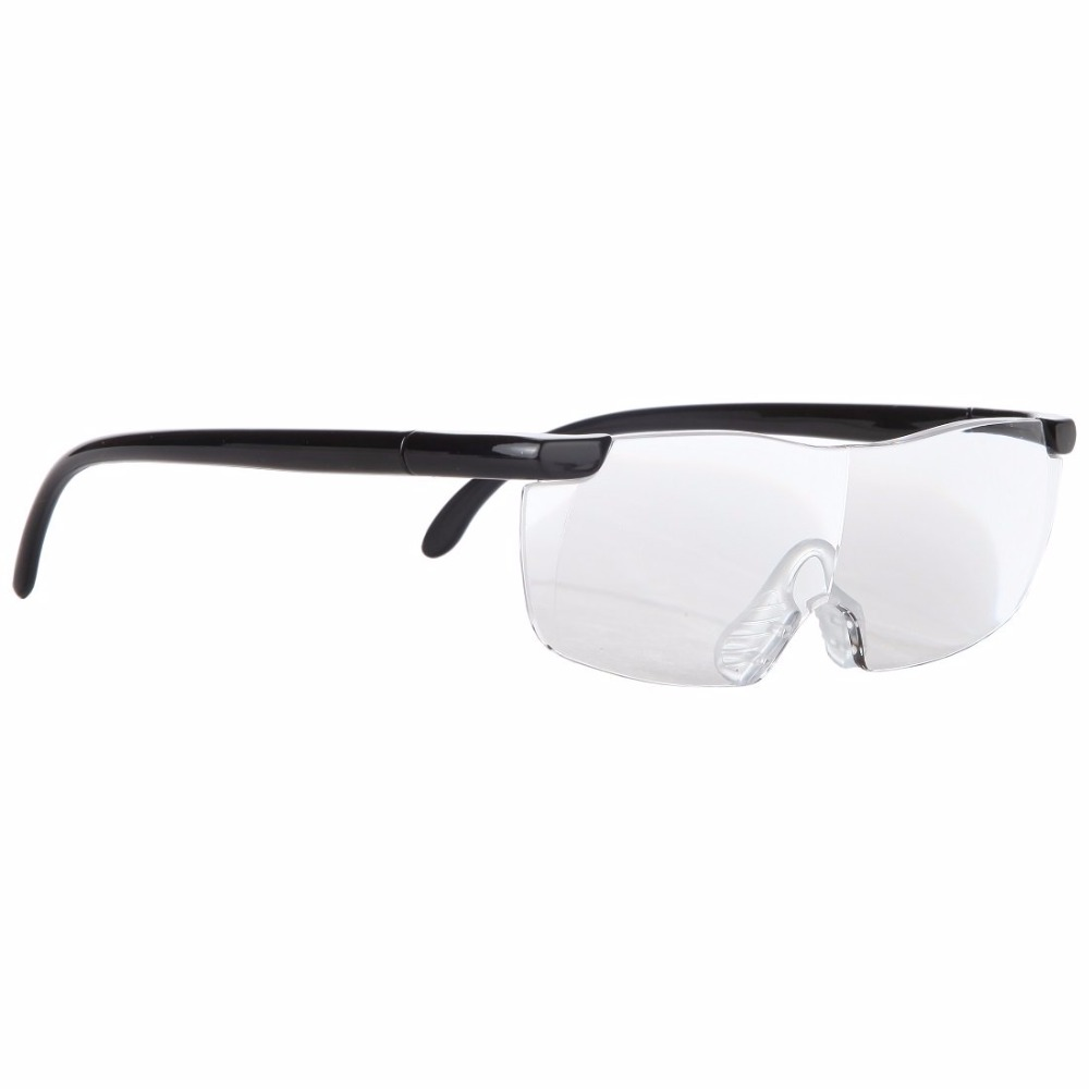 Magnifying Glass Eyewear Glasses See 160% More Better Magnifier Magnifiers