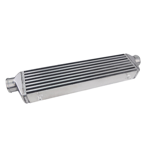 """Image 3 - PQY   Universal Turbo Intercooler Bar & Plate OD 2.5"""" 550*140*65mm Front Mount Intercooler PQY IN811 25"""