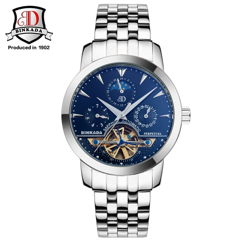Forsining Mechanical Watch Men Business Watches Relogio Masculino Reloj Hombre Stainless Steel Steampunk Horloges Mannen Gold forsining golden stainless steel sport watch steampunk men watch luminous openwork mechanical watches folding clasp with safety