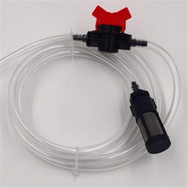 Tube d'aspiration Assemblage Utilisé Pour Fertiliser Injecteur 1/2 Jardin et L'irrigation Goutte À Goutte jcw02