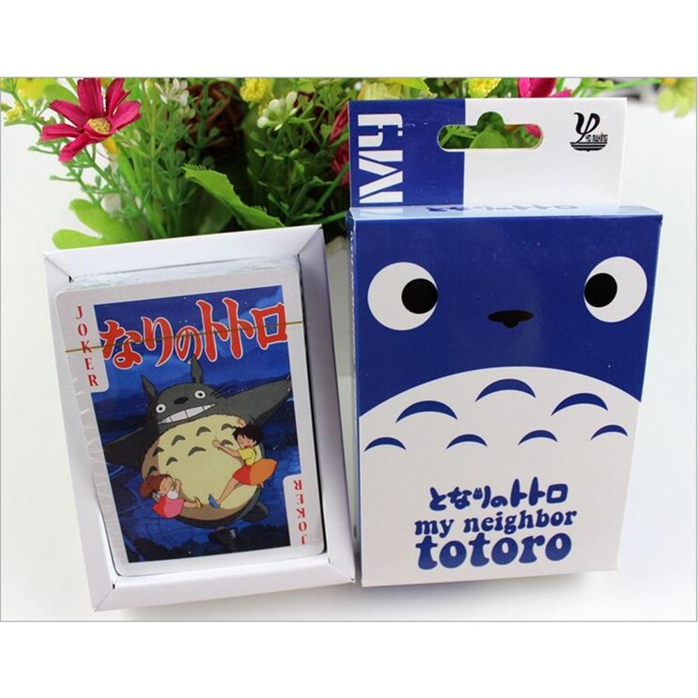 Japan Animation My Neighbor Totoro Playing Cardss