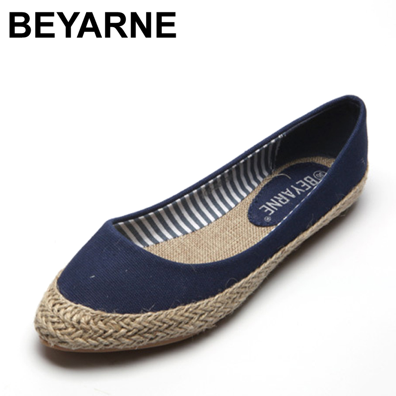 BEYARNE plus size 41 new women comfortable cavans flat casual shoes fashion nurse officer driver lazy loafer shoes pp straw shoe plus size women footwear shoes star hollow platform loafer shoes summer breathable students casual flat with shoes increase shoe