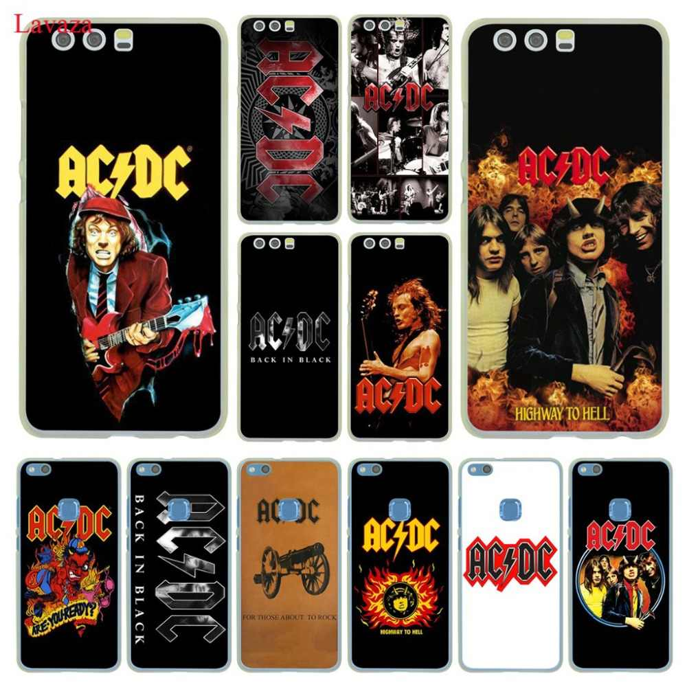 Lavaza ac dc acdc poster Malcolm Young Case for Huawei P30 P20 P10 P9 Plus P8 Mate 20 Pro Lite Mini 2017 2016 2015 P smart 2019