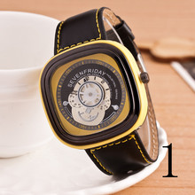 Venta de alta calidad de cristal brillante correa de cuero reloj de las mujeres marca de ropa de moda de las mujeres reloj de cuarzo