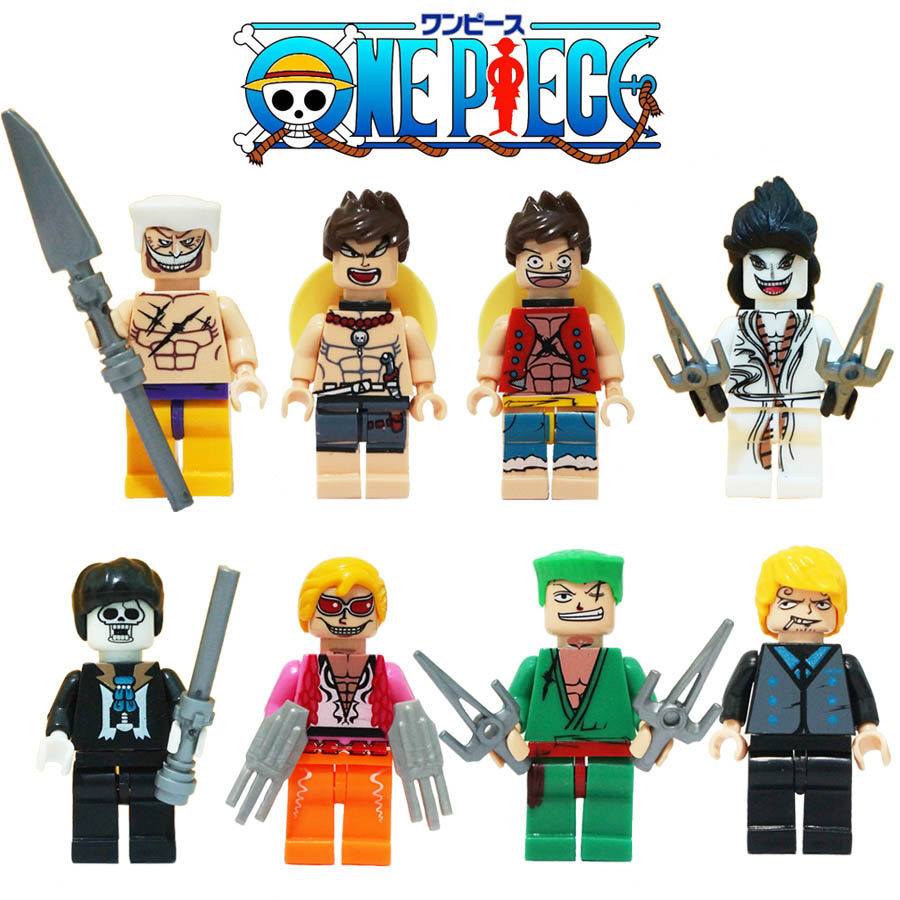 Building Block Minifigures Big Bang From China