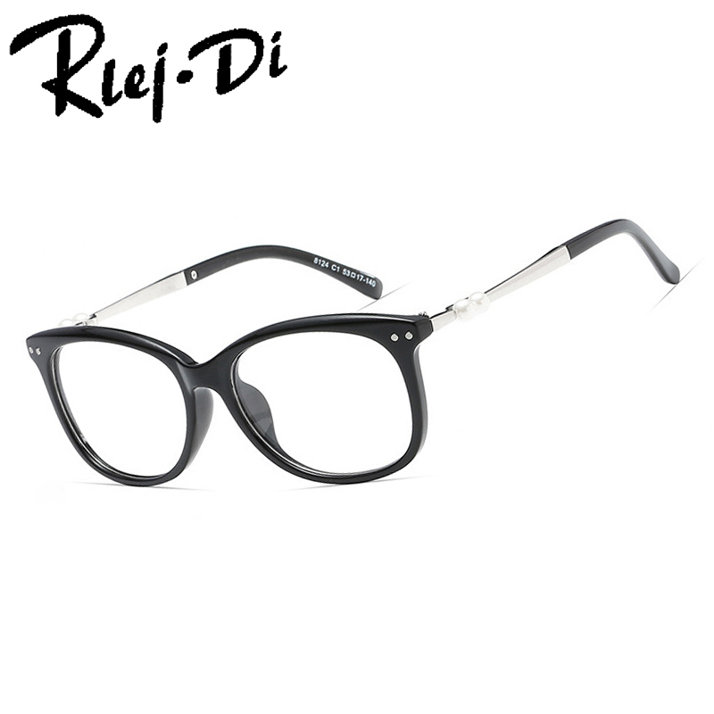 WJ211 Irregular Glasses Frame Women Retro Eyeglasses Frames For Optical Prescription Glasses Eyewear Spectacles