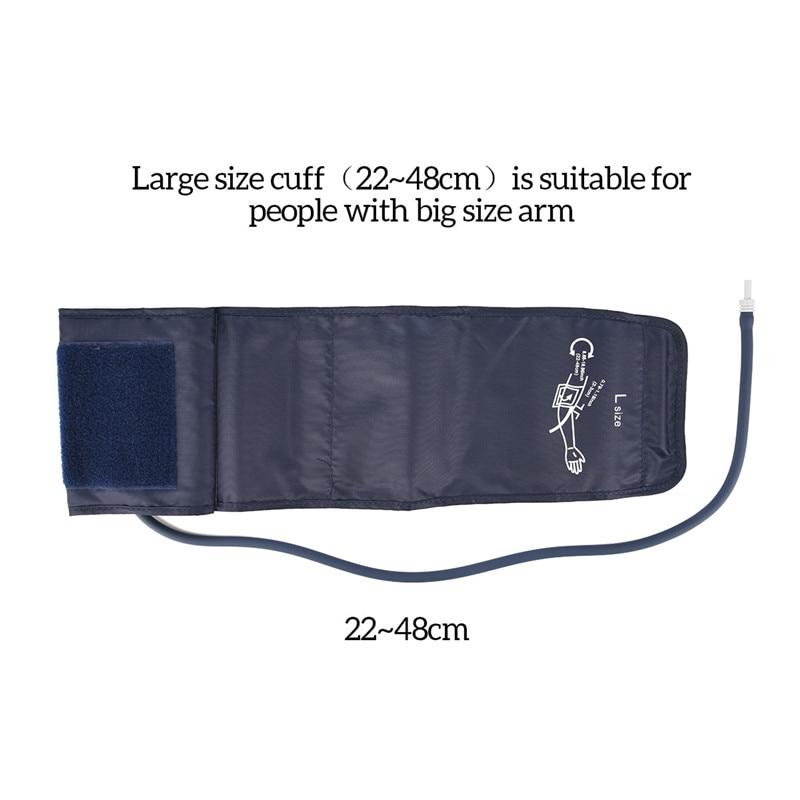 Manguito de Pressão 22-48 cm Grande Adulto Arterial
