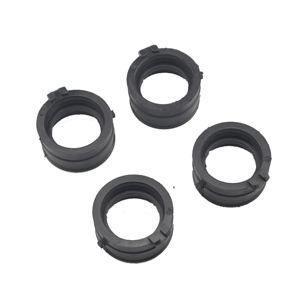 Motorcycle Carburetor Air Joint Boot Interface Intake Manifold For Honda CBR600 CBR600F2 1991-1994 CBR600 CBR600F3 1995-1998