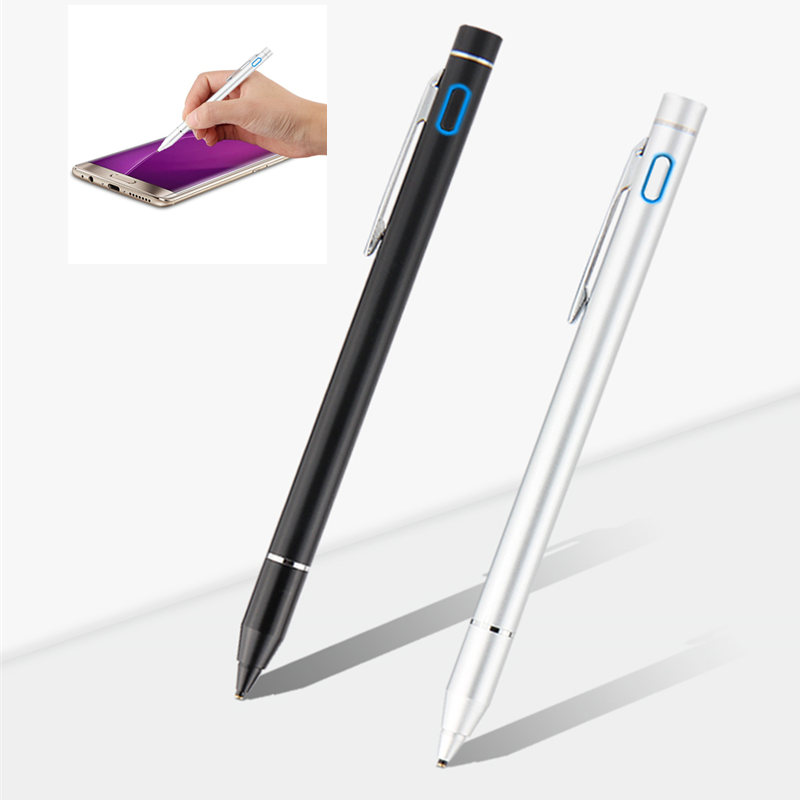 Active Drawing Stylus Capacitive Touch Screen Pencil For Samsung Galaxy Tab A A2 S4 10.5 T830 T835 SM-T590 T595 T597 Tablet Pen