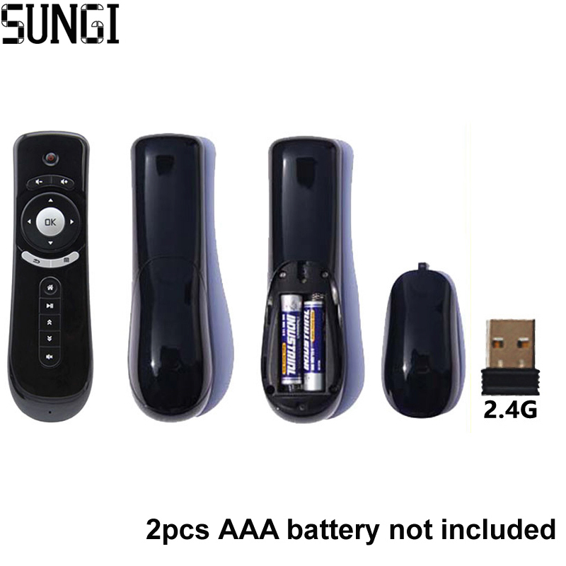Universal font b remote b font font b control b font 2 4G wireless mini air