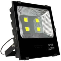 FENGLAIYI Waterproof IP65 COB LED Flood Light 100W 150W 200W LED Floodlight Refletor LED Spotlight For Garden Outdoor Lighting