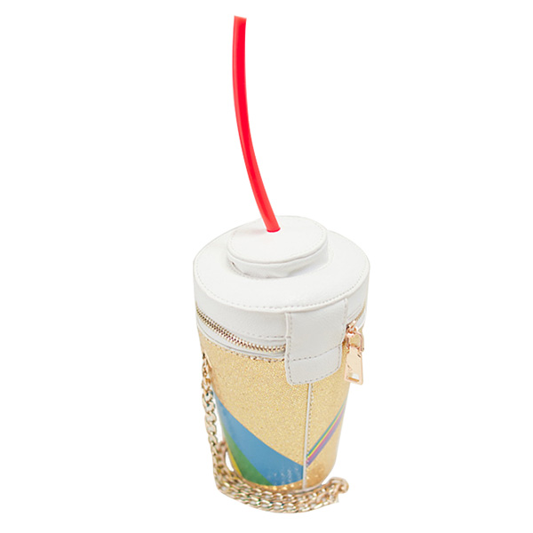 HEBA new fashion design personalized drink soda bottles modeling Skinny Dip Novelty Bag Shoulder Bag Handbag