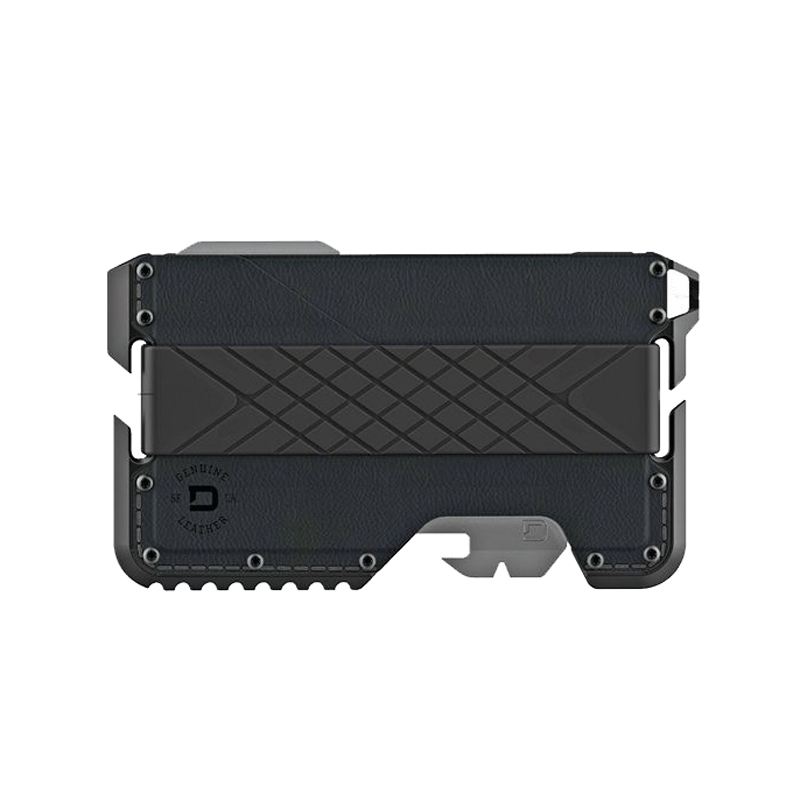 EDC Outdoor Pocket Tool Metal Clip Wallet Tactical Multi-function Wallet Card Holder Package Storage Bag Military Fan Equipment