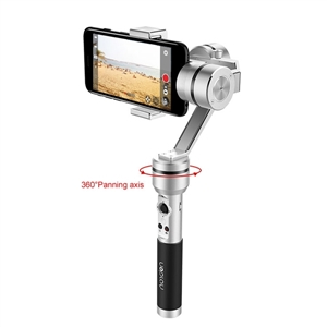 цены AIbird Uoplay 2S Mobile Filmmaking 3-Axis Brushless Handle Gimbal Stabilizer 360 Degree Panoramic Filming for SmartPhone
