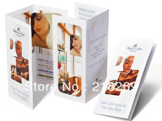 tri fold brochure printing in cards invitations from home garden