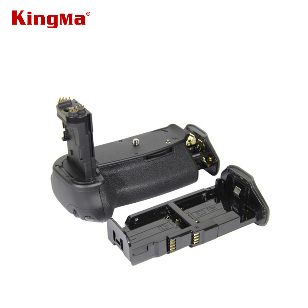 ФОТО Kingma BG-E13 Digital SLR DSLR Camera Battery Grip For Canon EOS 6D For LP-E6 Battery