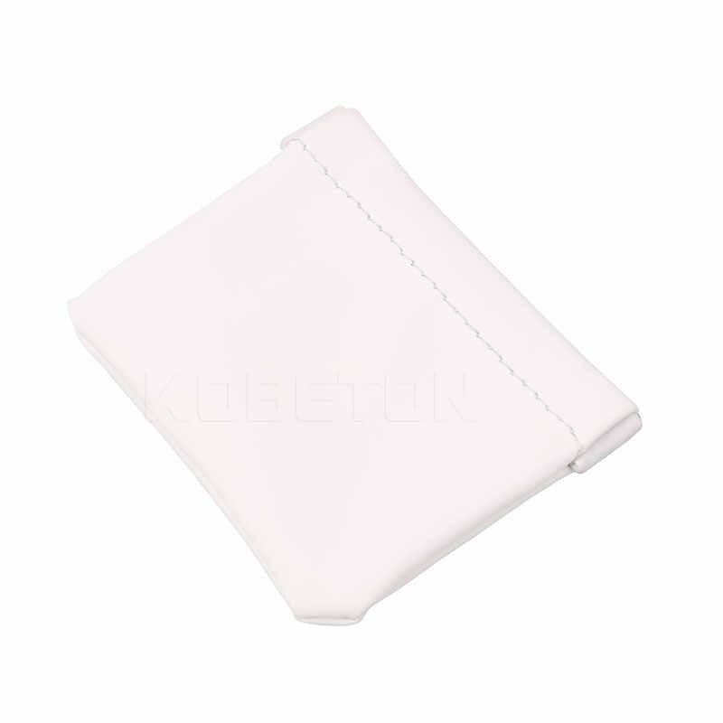 Kebidumei przenośna torba na słuchawki akcesoria Senfer Case torba etui do słuchawek ze sztucznej skóry etui na akcesoria do słuchawek