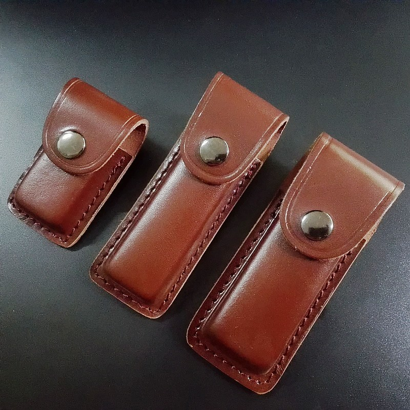 Proudly MADE IN THE USA Custom Buckskin Color Waterfowl Basket Weave Long Leather Checkbook Wallet