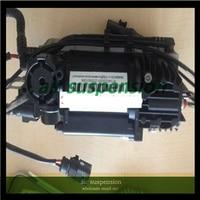FREE SHIPPING Front Air Pump Air Suspension Compressor For Audi Q7 Luftfederung 4L0698007B 4L0698007A