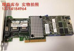 MegaRAID SAS 9265-8i LSI00277 8 port 1 GB pamięci podręcznej RAID0.1.5.6 SFF8087 6 Gb PCI-E 2.0X8 karta kontrolera