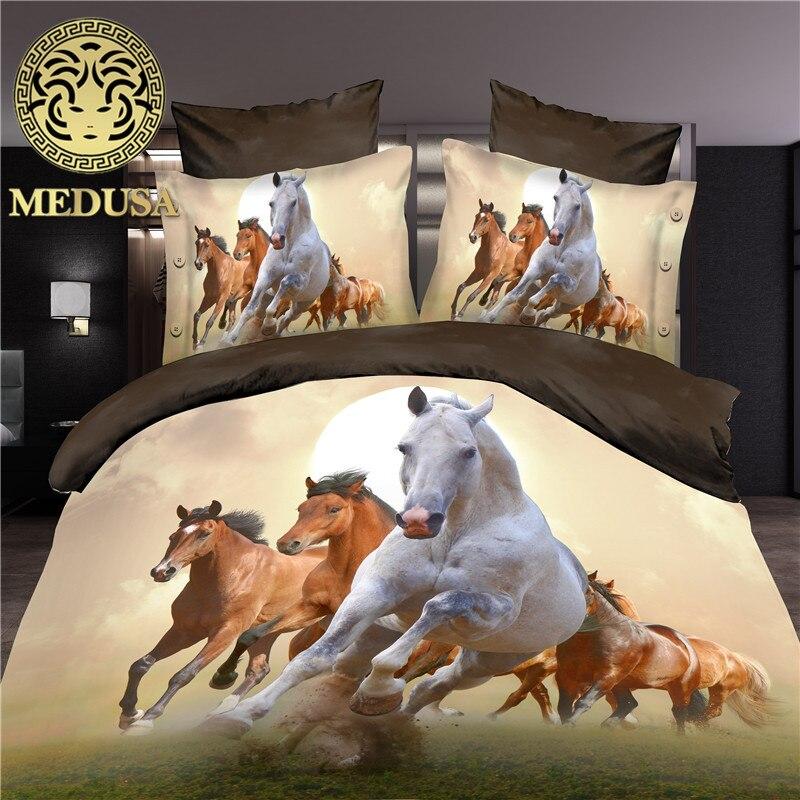 ζεστό 3d ζώων κρεβάτι που βασιλιάς - Αρχική υφάσματα - Φωτογραφία 2