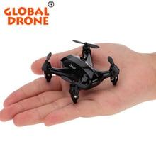Global X165 Super Mini Quadcopter Drone 2.4g del balanceo de 330 grados 6 Axis Gyro Drone Quadcopter Rc Micro Control Remoto Juguete Rc