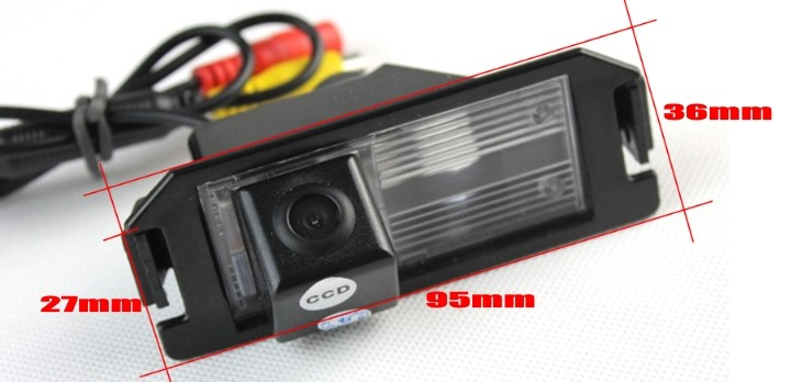 Car Camera For Hyundai Coupe S3  Tuscani  Tiburon 2002~2008 High Quality Rear View Back Up Camera For Fans Use  RCA size