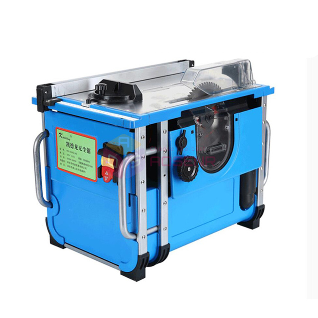 NEW 220V Multifunction Dust Sawing Machine Table Saw Cutting ...